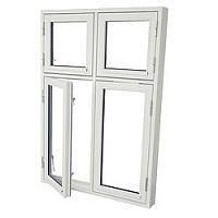 Døre, vinduer og trapper