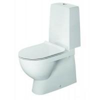 Gulvstående toilet