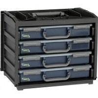 Værktøjskasser og opbevaring